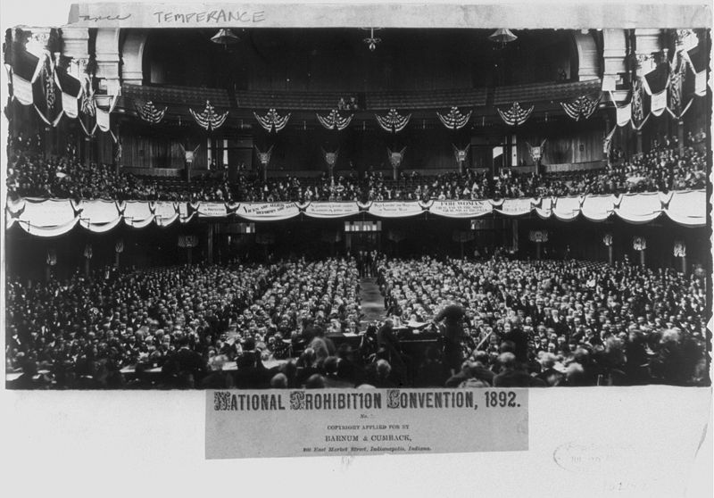 The Prohibition Party of America